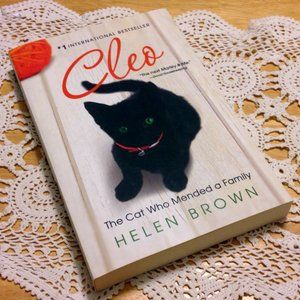 Cleo, the cat who mended a family